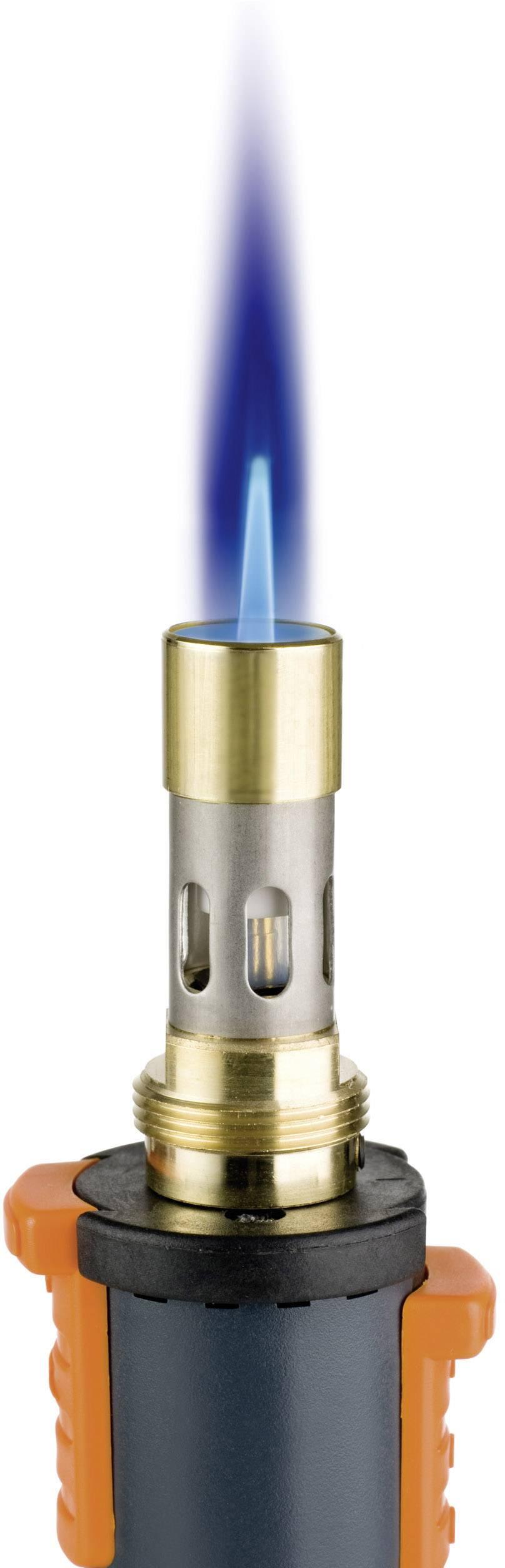 Plynová spájkovačka Portasol SuperPro, 625 °C, 90 min + piezozapaľovač