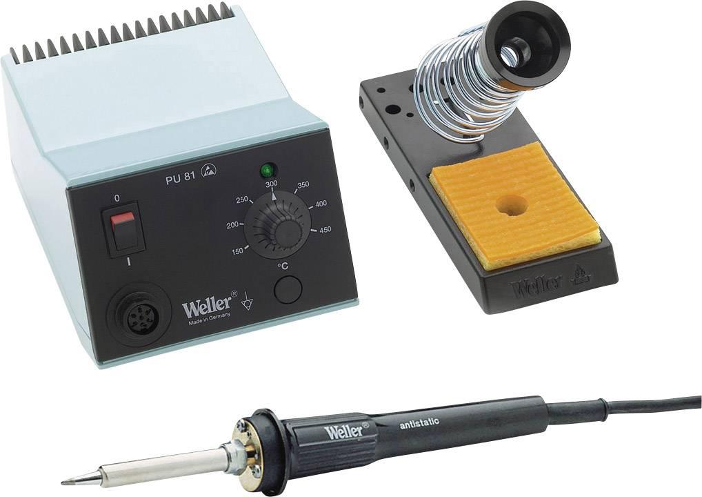 Pájecí stanice Weller Professional WS 51 T0053230699N, analogový, 80 W, +150 až +450 °C