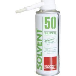 Rozpouštěcí odstraňovač etiket Kontakt Chemie SOLVENT 50 SUPER 80609-DE, 200 ml