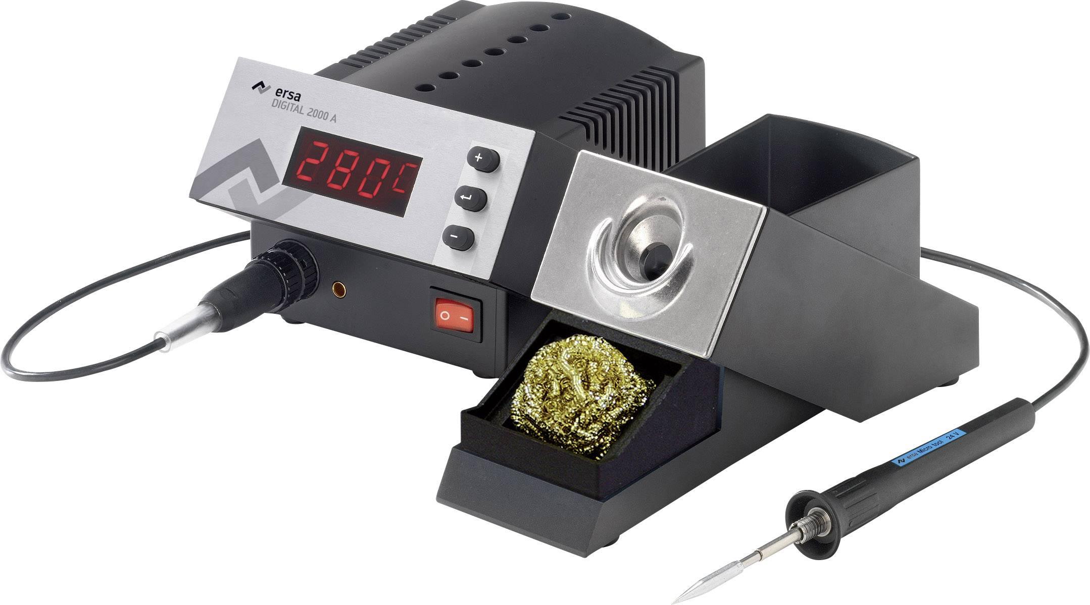 Pájecí stanice Ersa Digitalna 2000 A Micro Tool 0DIG20A27, digitální, 80 W, +150 až +450 °C
