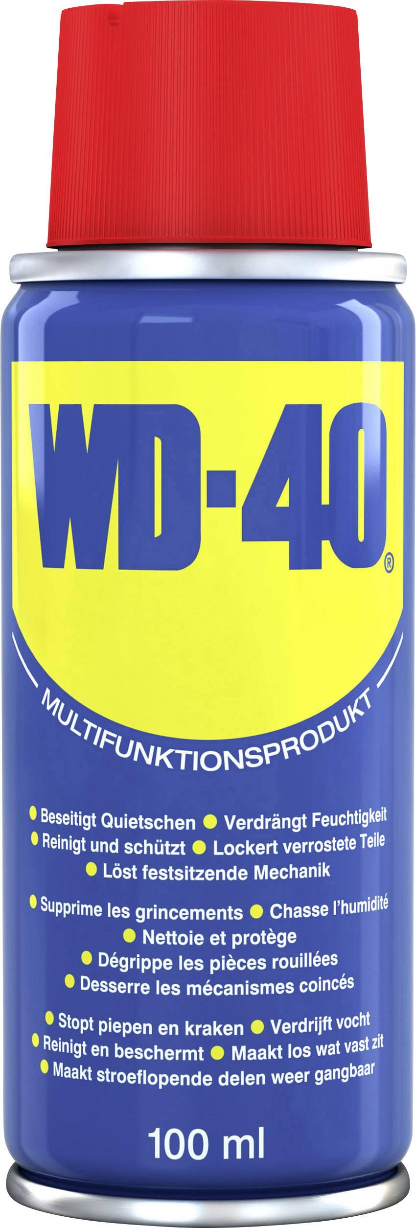 Multifunkční olej ve spreji WD40 Company, 100 ml
