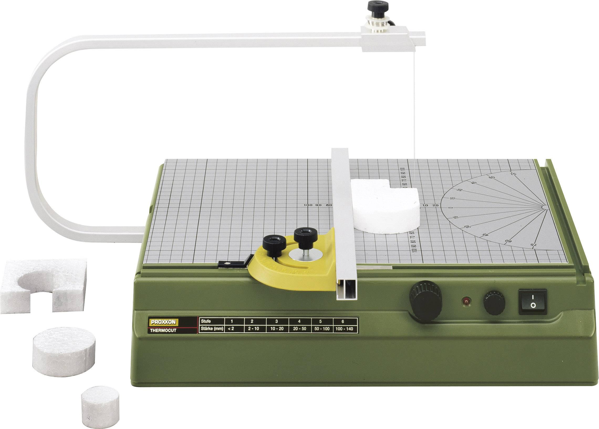 Rezačka na polystyrén Proxxon Micromot 230/E, 20 W