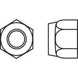 Poistné matice TOOLCRAFT 812808, M3, N/A, ocel, 100 ks