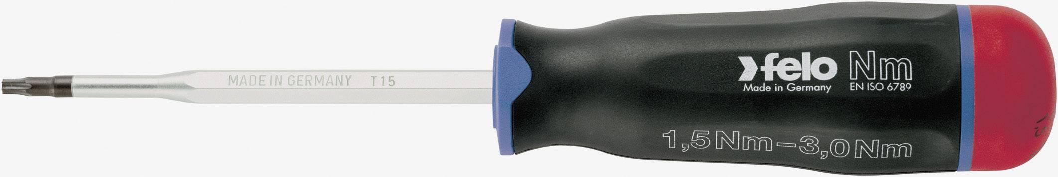 Sada momentových skrutkovačov Felo 10099216, 15-dielna