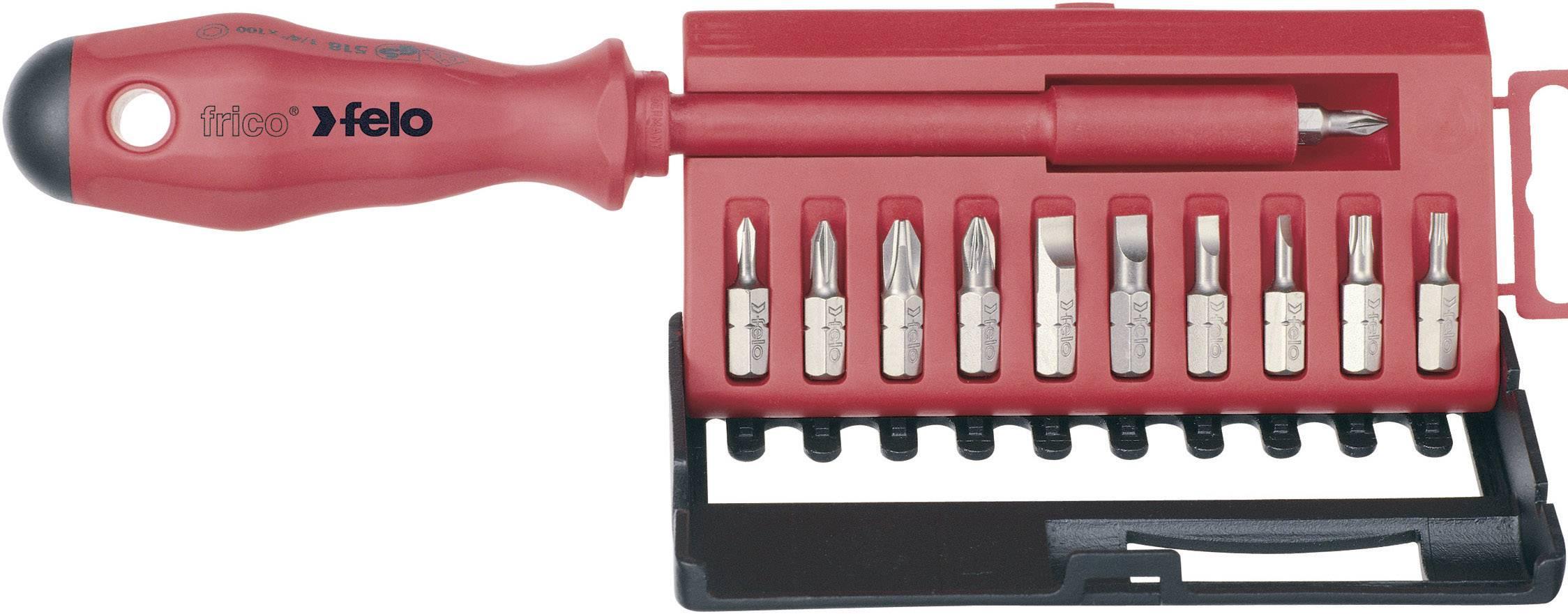 Bitový skrutkovač VDE Felo E-PRO 2091206