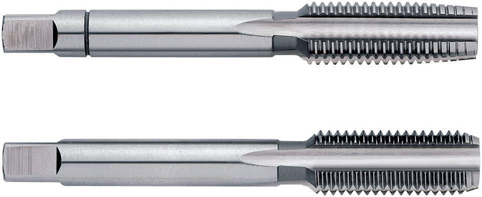 Sada ručních HSS závitníků Exact 00502, metrické, pravořezné, Mf16 x 1,5 mm, 2 ks