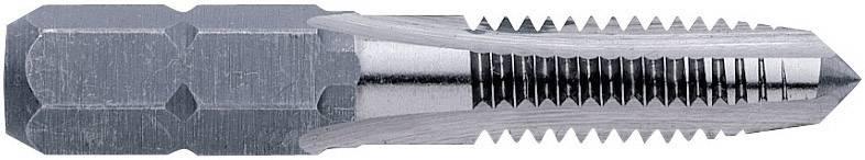 """Bitový HSS závitník Exact 05932, metrický, M4, 0,7 mm, 1/4"""" (6,3 mm), pravořezný"""