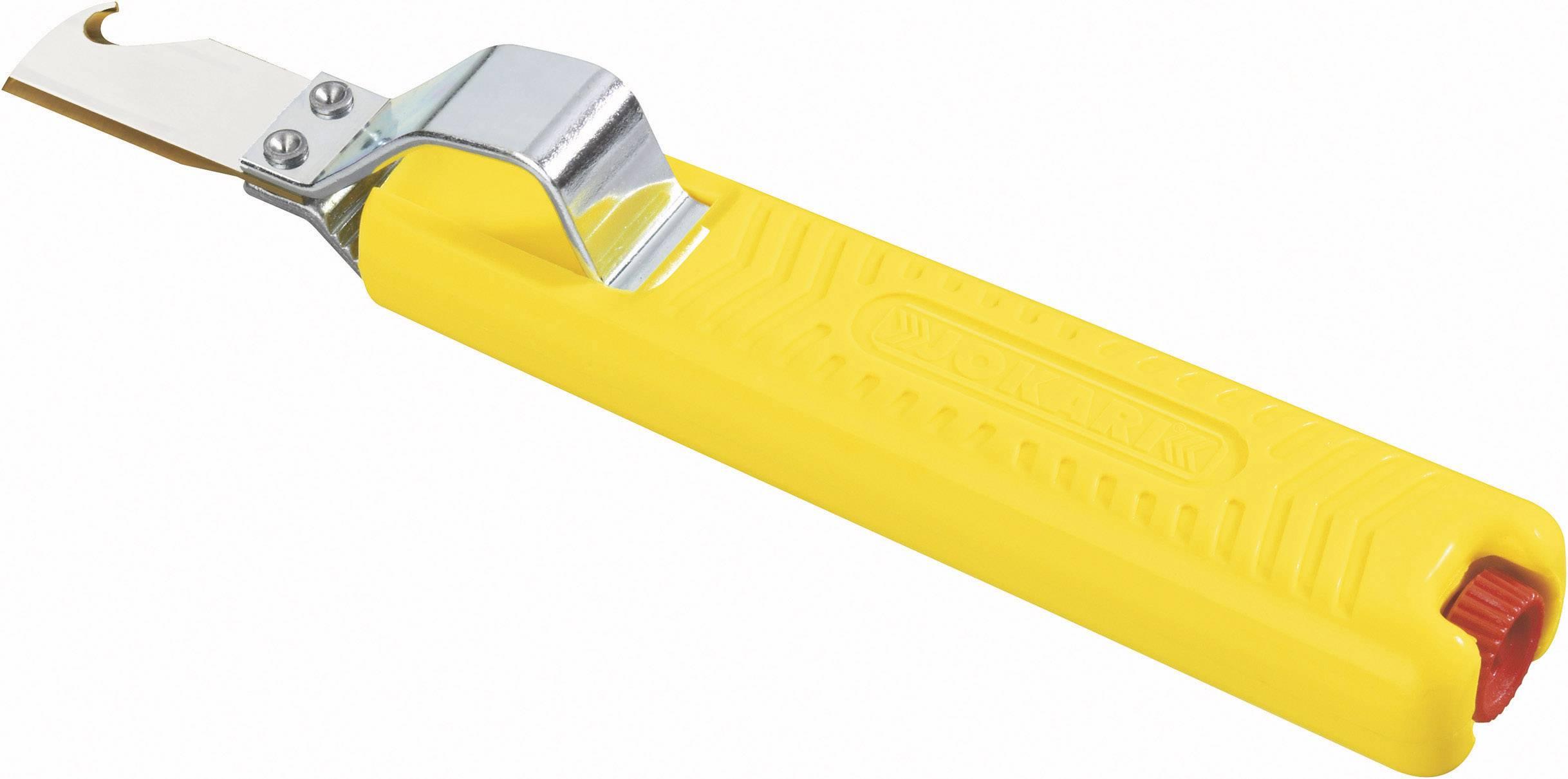Nůž na kabely s hákem Jokari No. 28 H Standard, Ø 8 - 28 mm