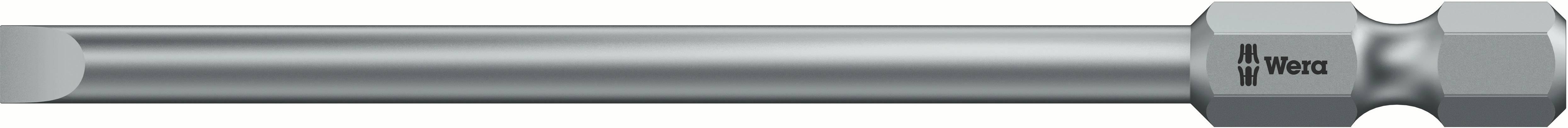 Plochý bit Wera 800/4 Z ;4.5 mm 05059489001, nástrojová oceľ, 1 ks