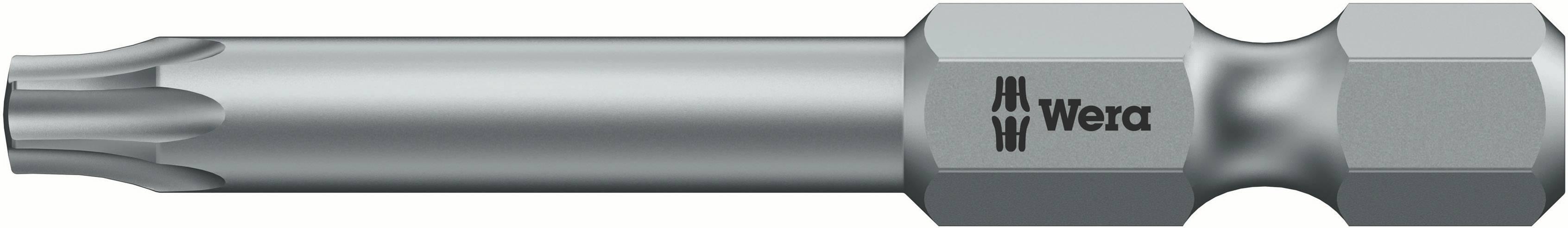 Bit Torx Wera 867/4 Z TORX® BO 10 X 89 MM 05060050001, 89 mm, nástrojová oceľ, legované, 1 ks
