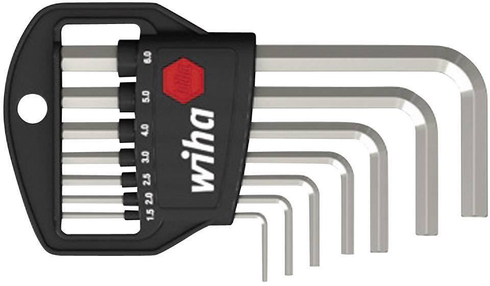 Sada šestihranných imbusových klíčů Wiha 351H7, 7 ks