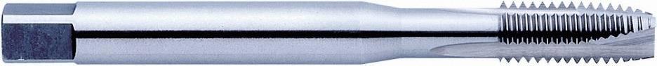 Strojní závitník Exact, 10301, HSS, metrický, M3, 0,5 mm, pravořezný, forma B