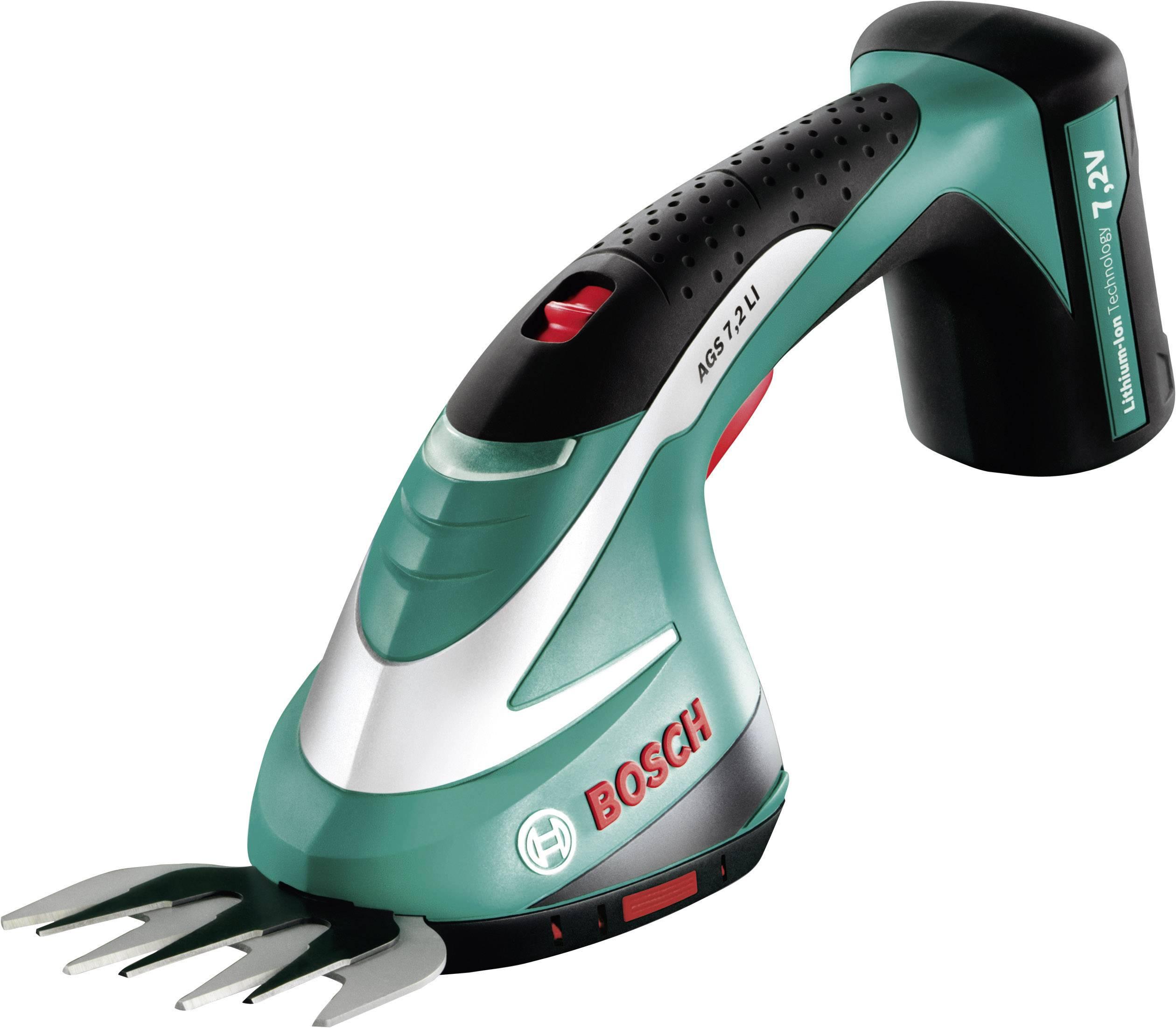 Nožnice na trávu Bosch Home and Garden AGS 7,2 Li, na akumulátor