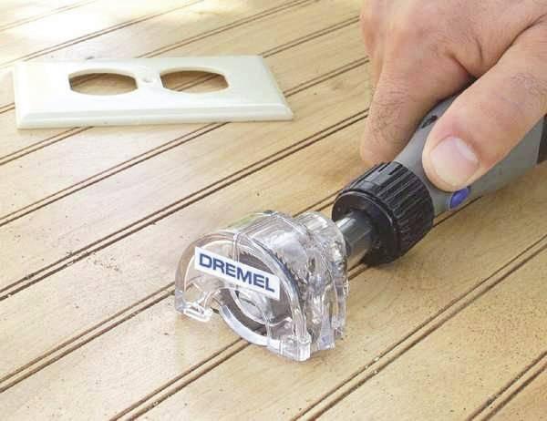 Předsádkový nástroj pro kotoučovou pilu Dremel