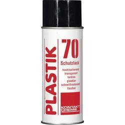 Izolační a ochranný lak na DPS Kontakt Chemie PLASTIK 70 74309-AA, 200 ml