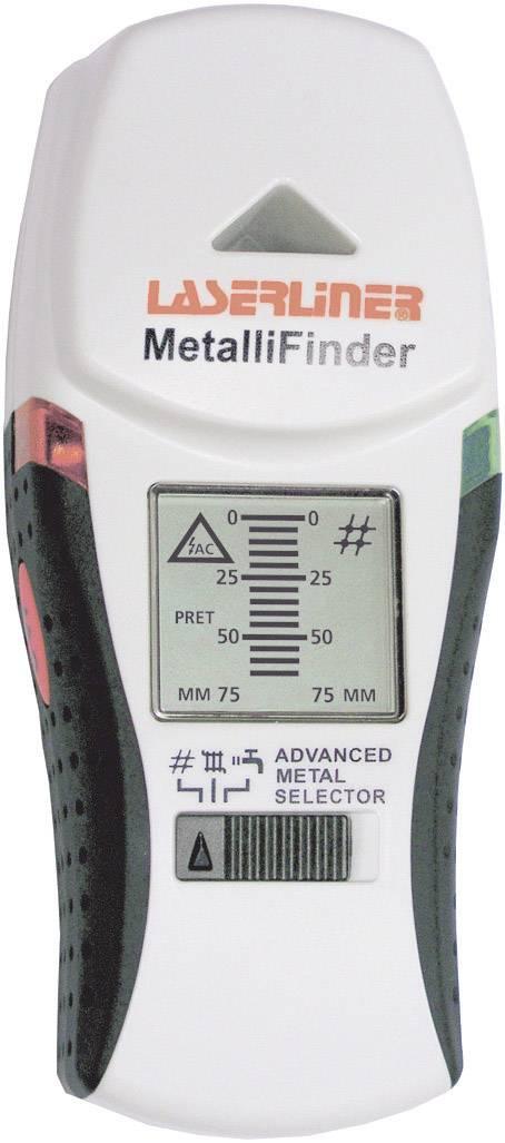 Detektory kovů pod omítkou