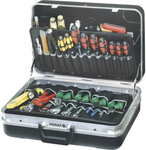 Kufrík na náradie PARAT 433.000-171 Silver, z odolného ABS plastu