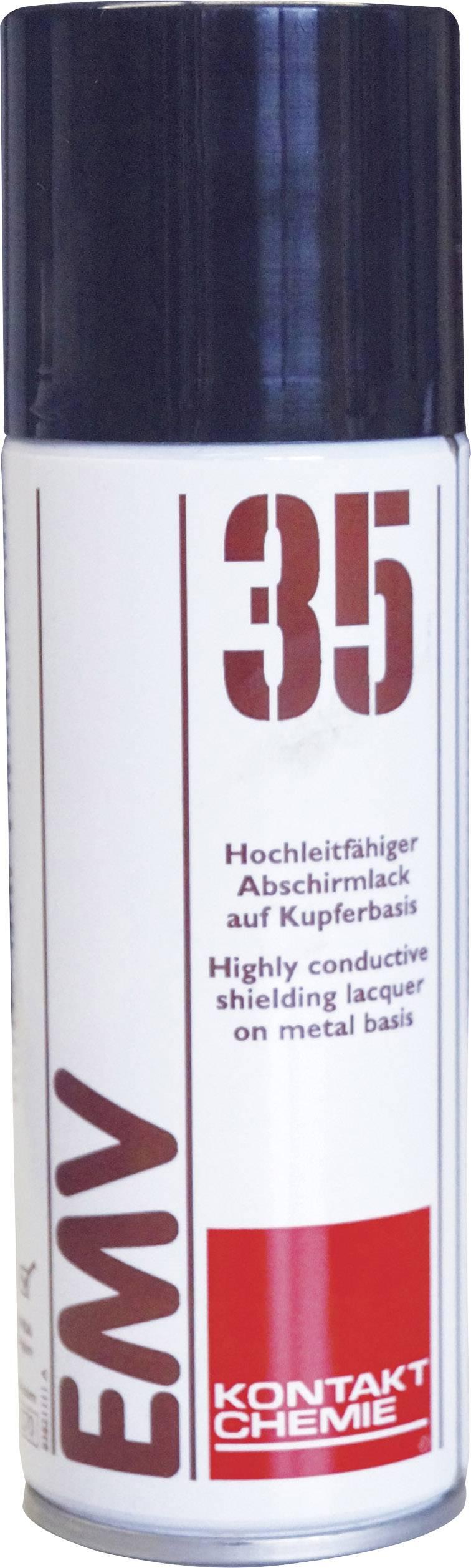 Sprej pre elektromagnetické tienenie CRC Kontakt Chemie EMV 35 77509-AA, 200 ml