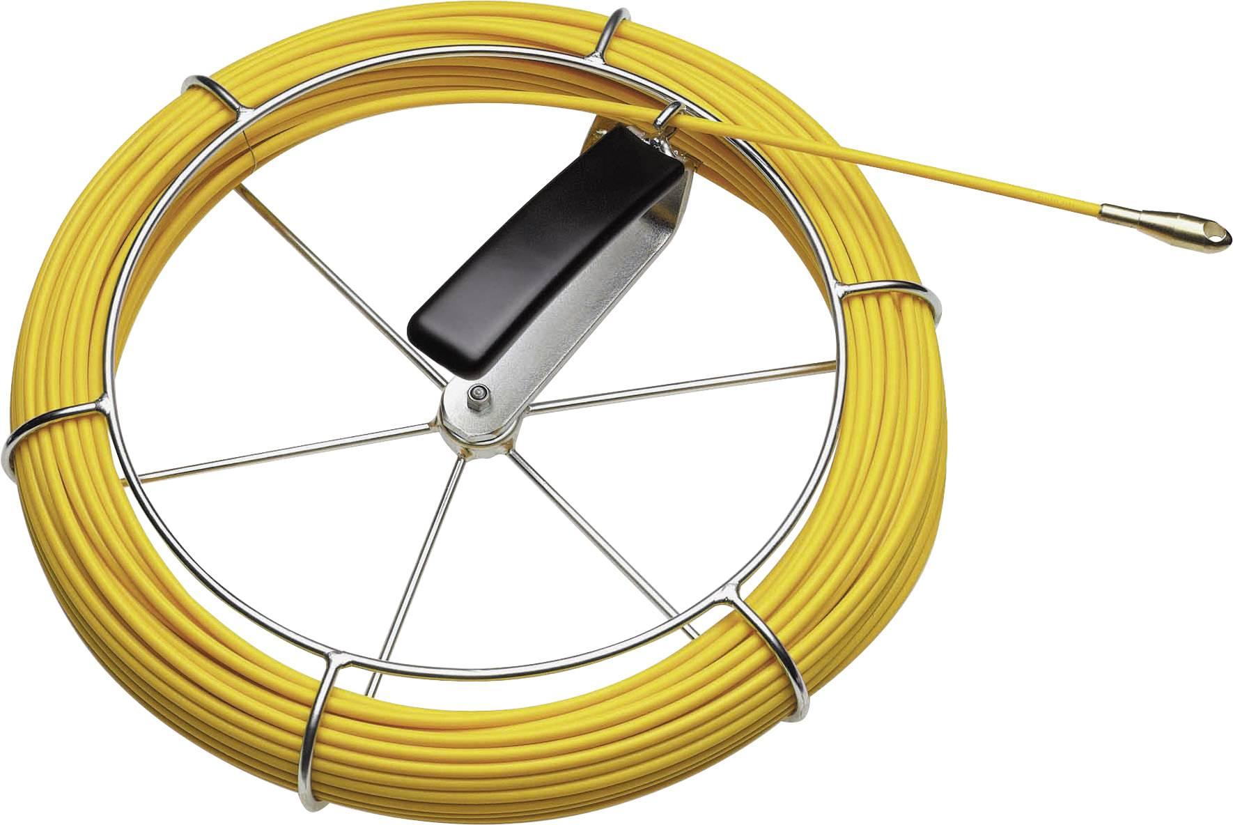 Navíječ kabelu Cimco, 80 m