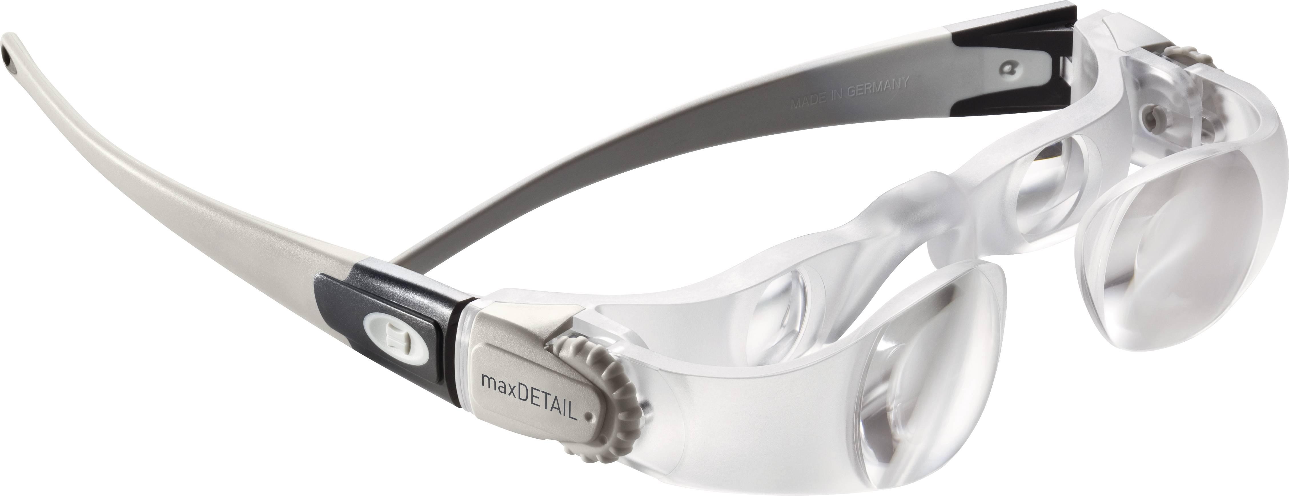Okuliare s lupou Eschenbach MAX DETAIL zväčšenie: 2 x