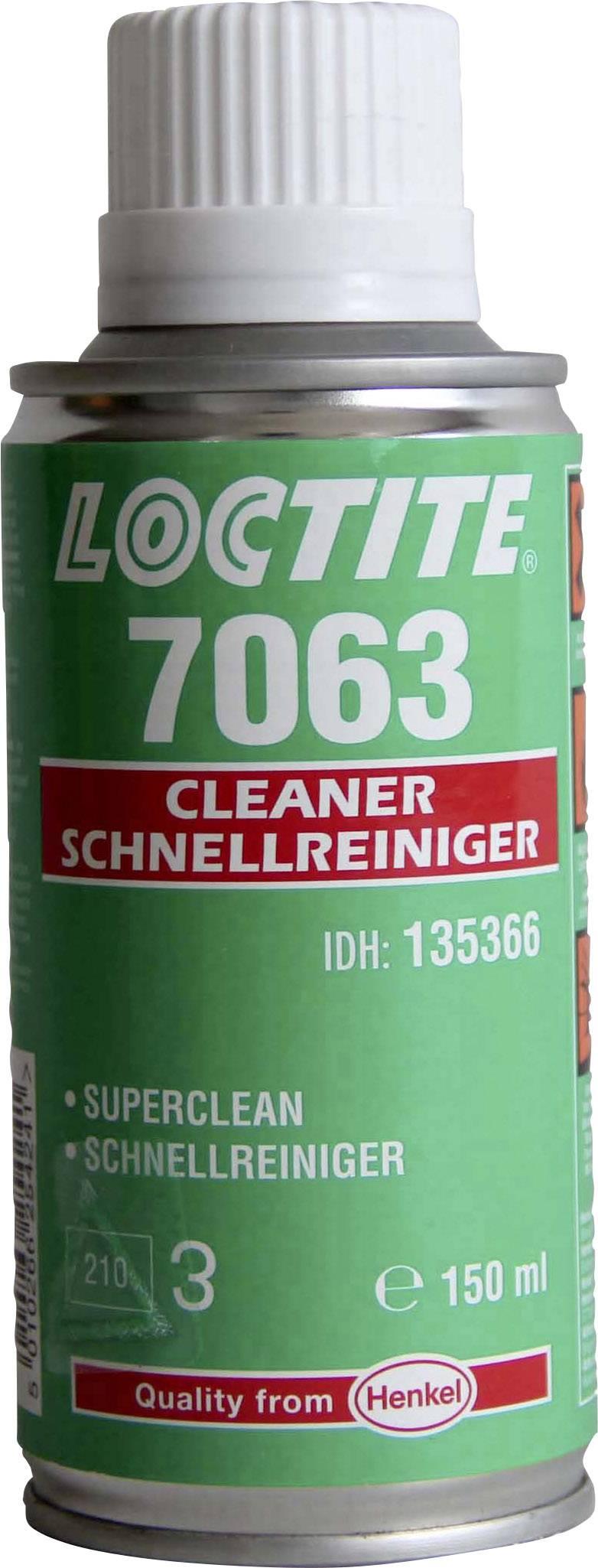 Čistič LOCTITE 7063, 150 ML