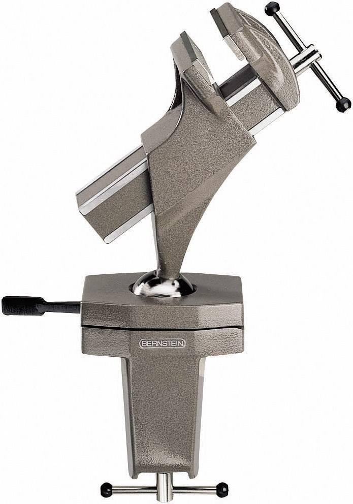Zverák s guľovým kĺbom Bernstein SPANNFIX MAXI 9-225, Rozpätie (max.): 100 mm