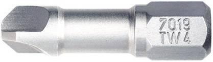 Tri Wing bit Wiha 7019 TW ZOT 4X25 TRI-WING 22607, 25 mm, chróm-vanadiová oceľ, tvrdené, 1 ks