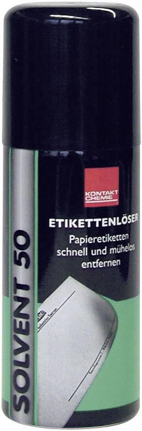 Rozpouštěcí odstraňovač etiket CRC Kontakt Chemie SOLVENT 50 81004-AB, 100 ml