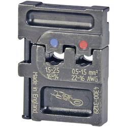 Krimpovací čelisti pro koncovky Pressmaster, 0,5-1,5/1,5-2,5 mm²