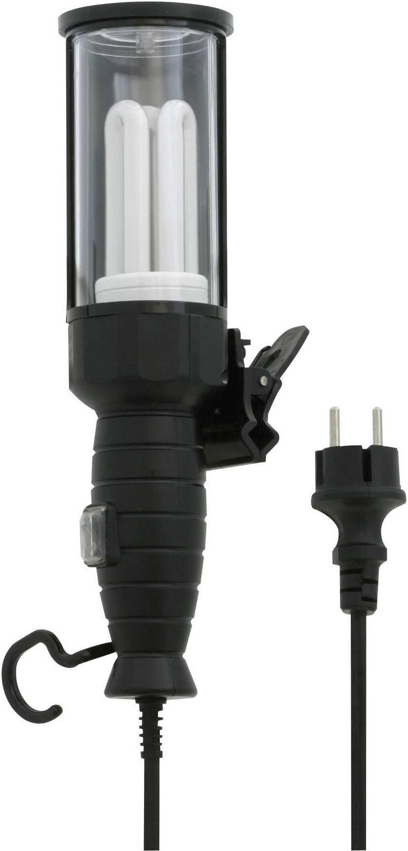 Pracovné svietidlo s úspornou žiarovkou IP44
