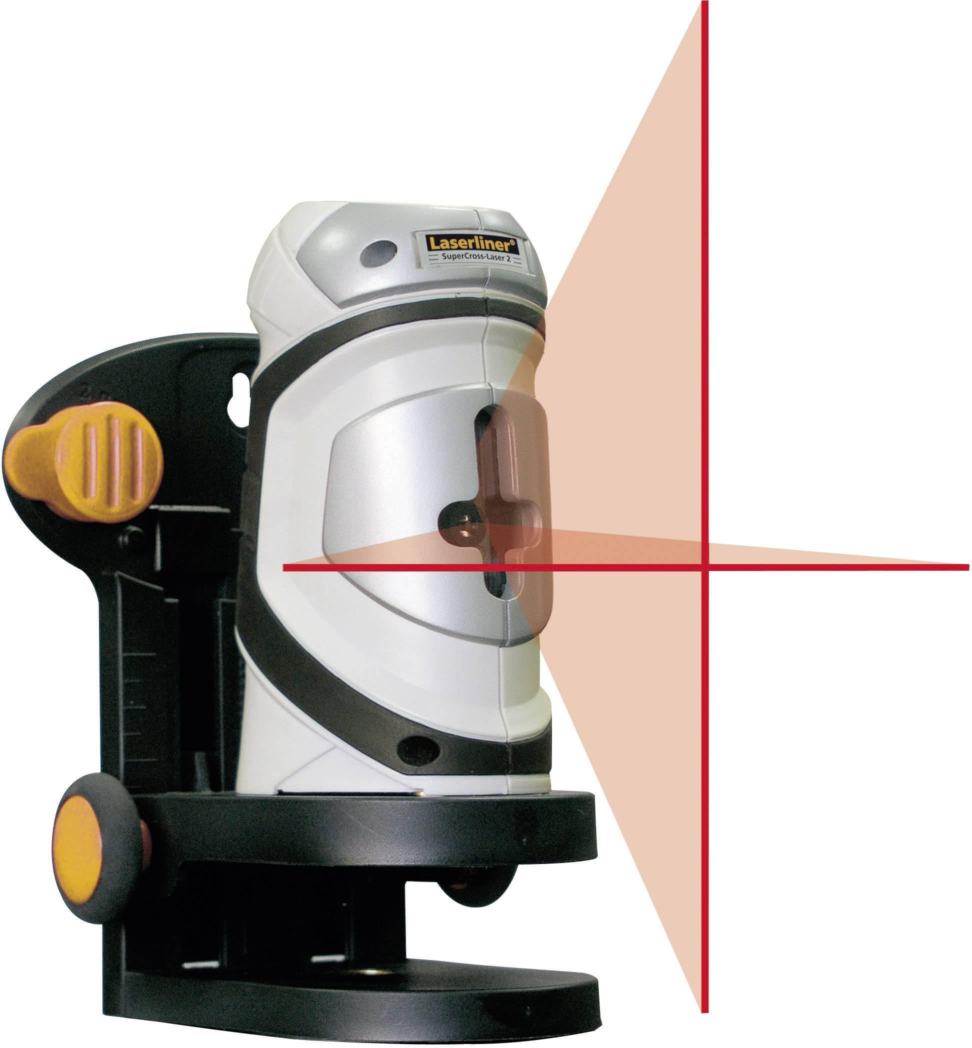 Krížový laser Laserliner SCL 2