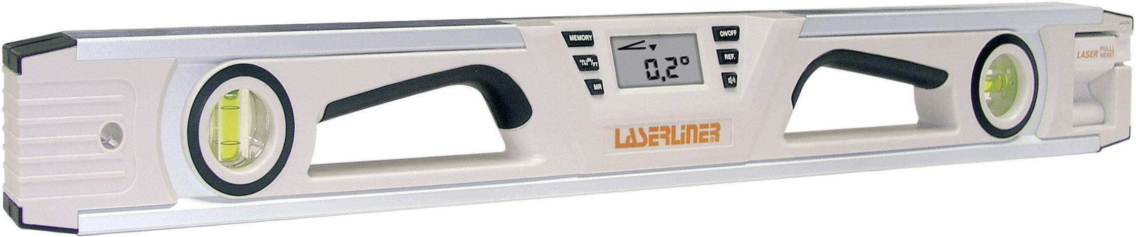 Digitálna laserová vodováha Laserliner, 60 cm