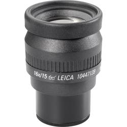 Okuláry 16X/15B Leica Microsystems, nastavitelné pro osoby nosící brýle, 10447139