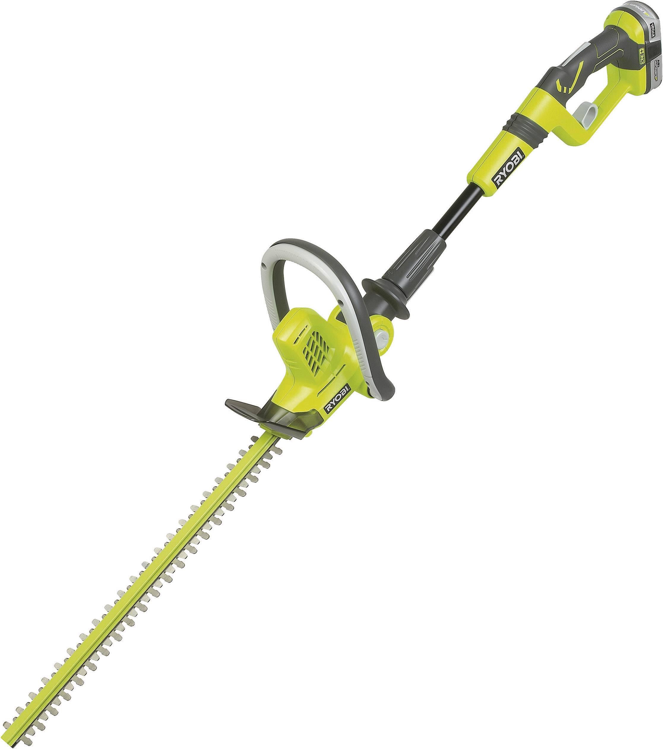 Akumulátorové nůžky na živý plot Ryobi RHT1850XLI, 5133001626, 18 V