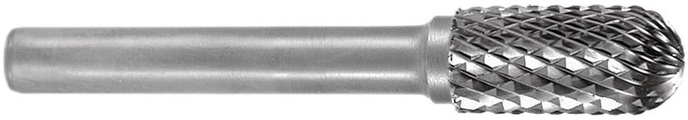 Válcová fréza z tvrdokovu RUKO 116048, 3 mm