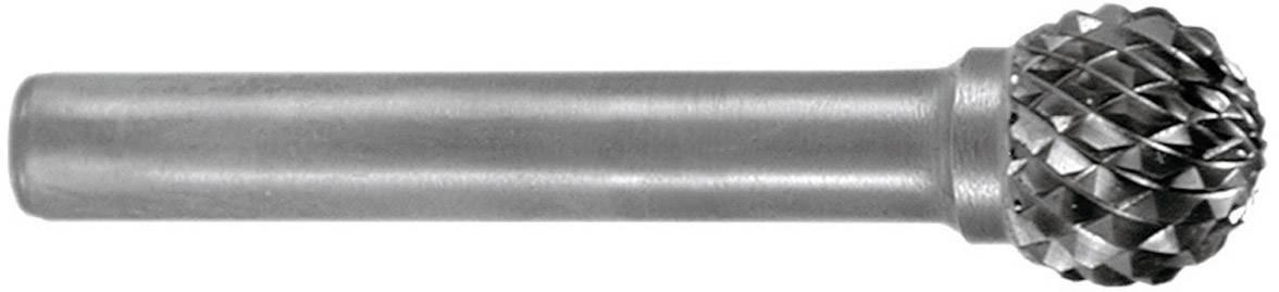 Kulová fréza z tvrdého kovu RUKO 116052, 3 mm