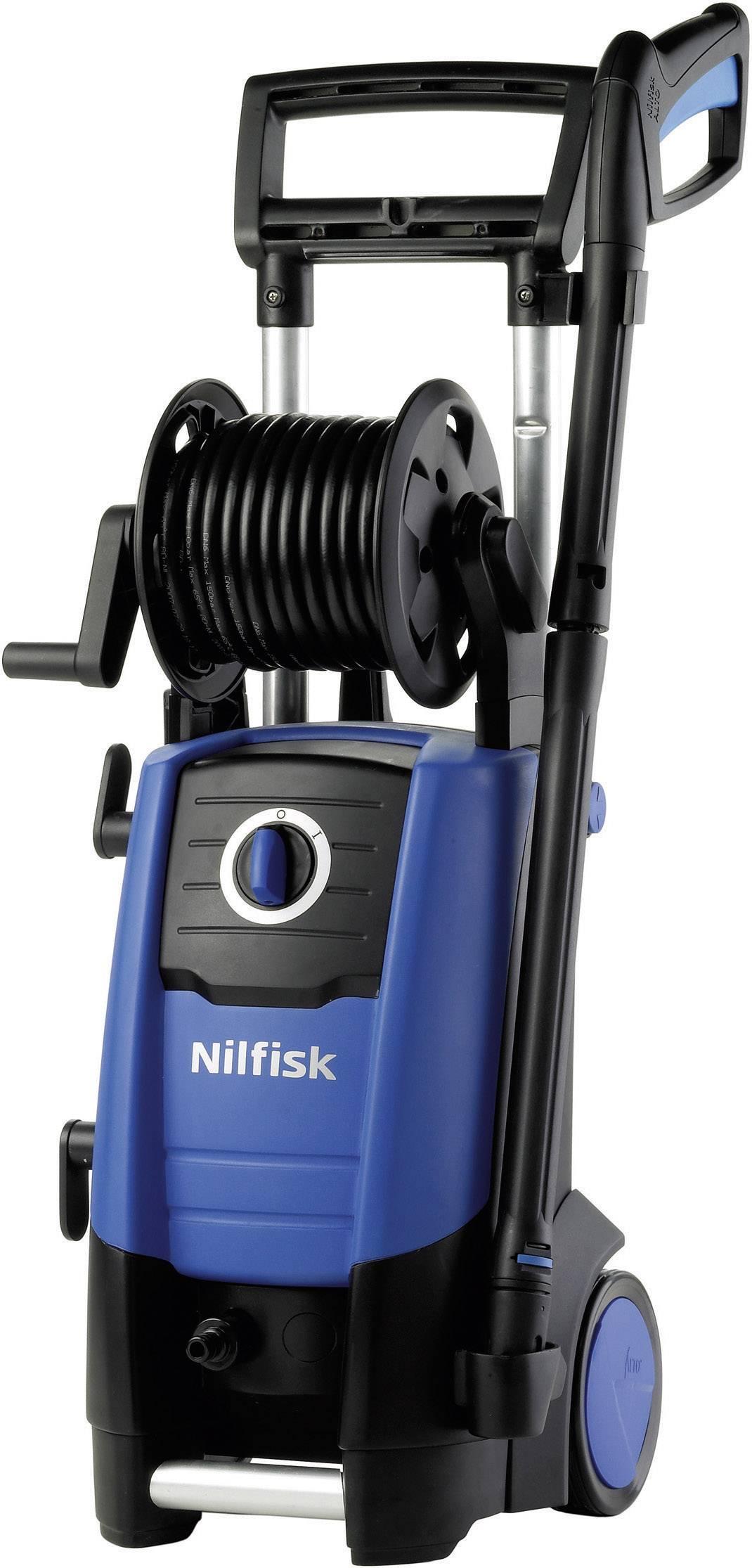 Vysokotlaký čistič vapka Nilfisk Alto E130.2-9 X-tra, 10 - 130 bar, 2100 W