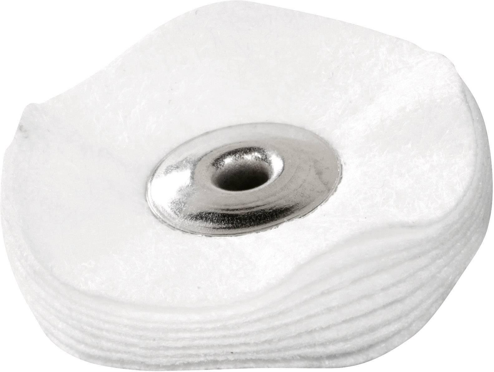 Textilný leštiaci kotúč Ø 25 mm SpeedClick Dremel 423 Dremel 2615S423JA 1 ks
