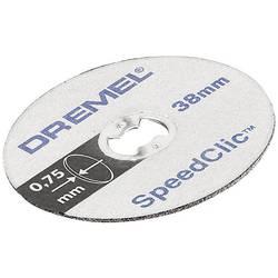 Sada řezných kotoučů Dremel SpeedClic SC409, 2615S409JB, Ø 38 mm, 5 ks