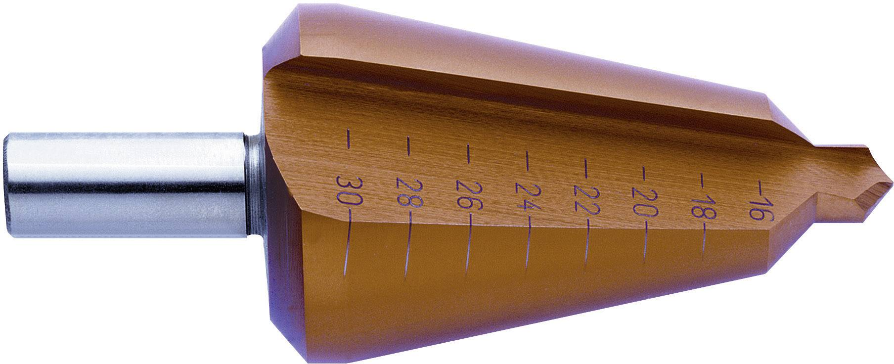 Lúpací vrták Exact 50104, 4 - 31 mm, TiN, 1 ks