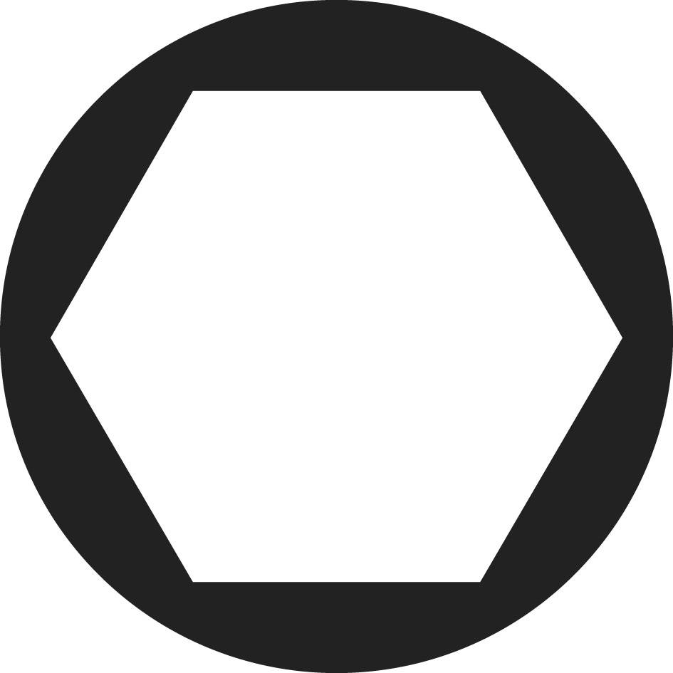 Šesťhranné matice TOOLCRAFT 815608, M2, N/A, oceľ, 100 ks