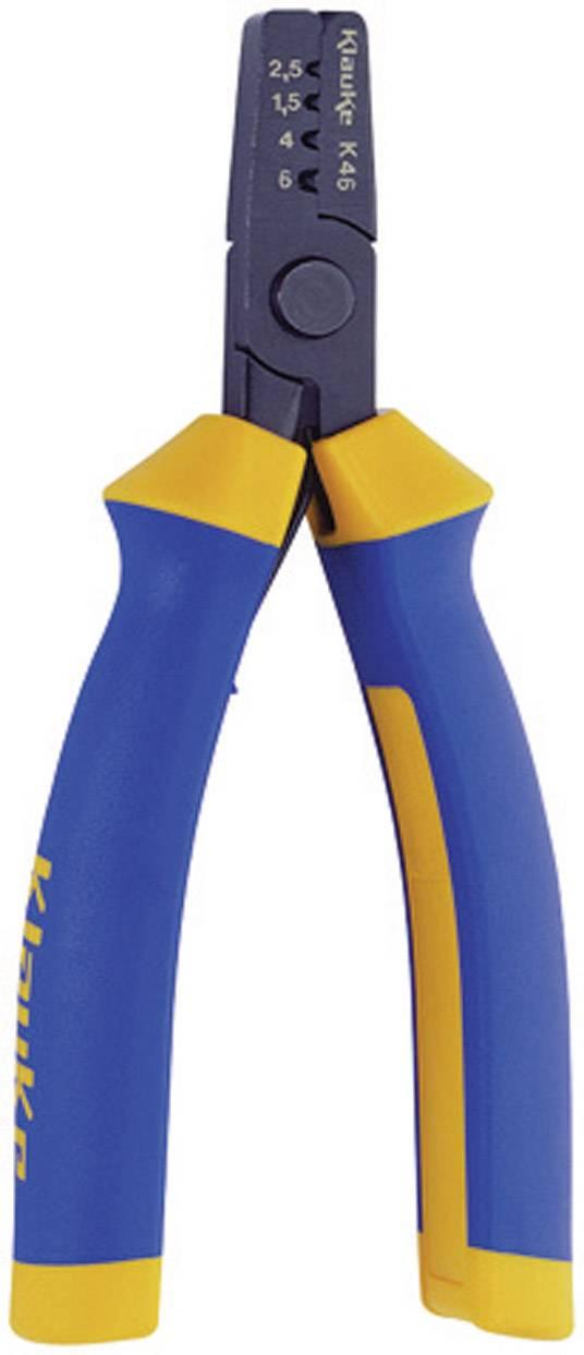 Krimpovací kleště pro trnové lisování Klauke K 46, 1,5 - 6 mm²