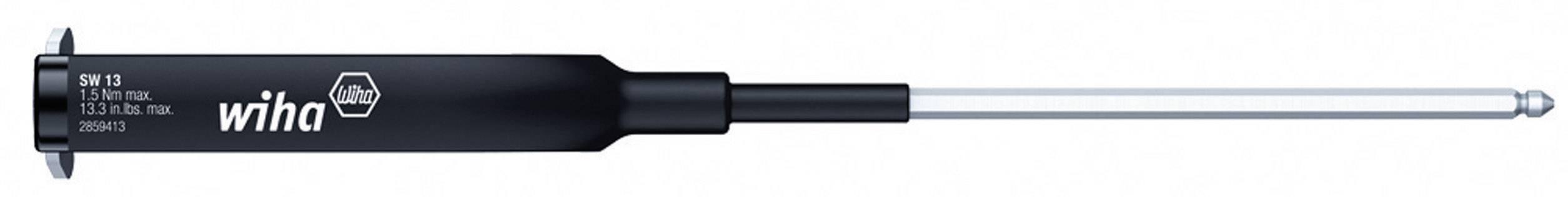 Bit momentového klíče pro kabelové konektory Wiha SW 12