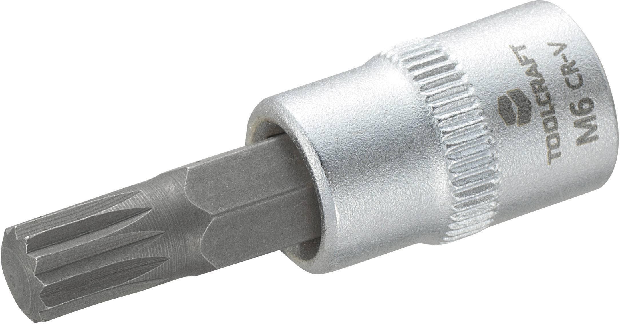 """Násada nástrčného klíče Toolcraft 816075, 6,3 mm (1/4"""")"""