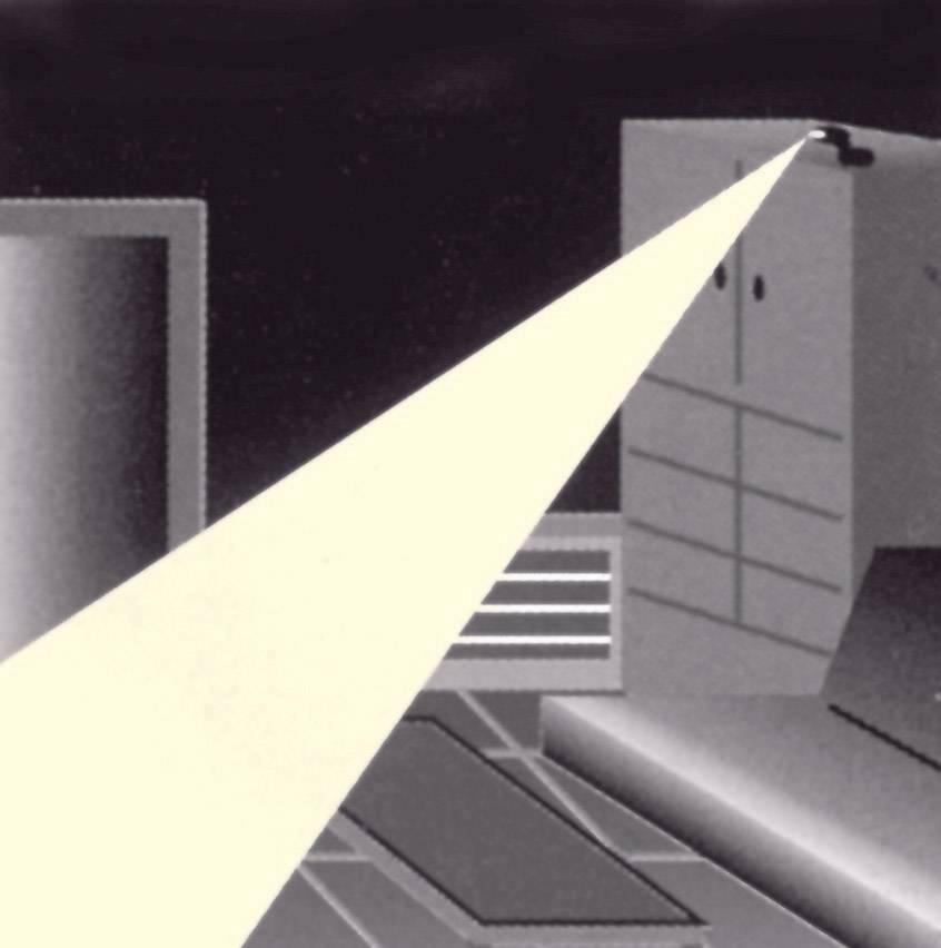 Profi náhlavná lupa s LED reflektorom