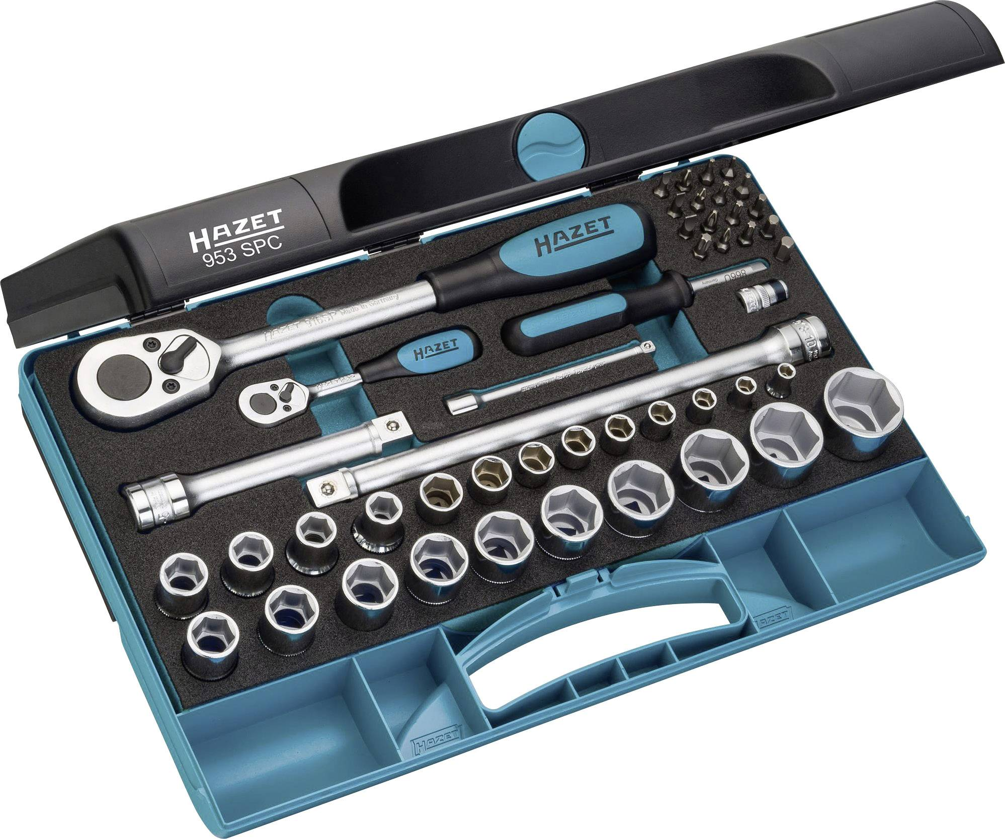 Sada nástrčných klíčů, 47 ks