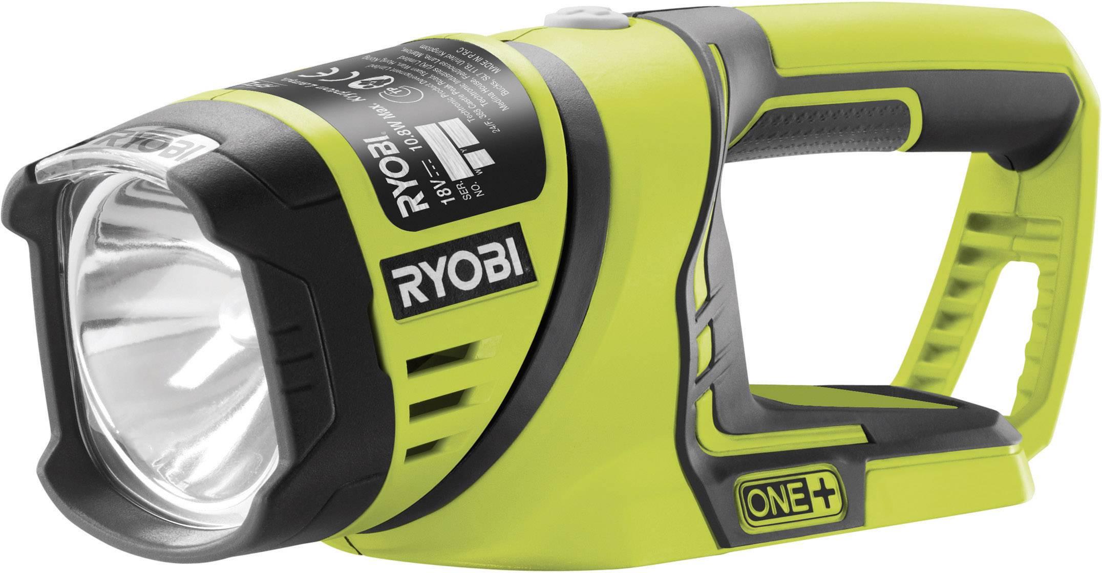 Ručné akumulátorové svietidlo (baterka) Ryobi 5133001636