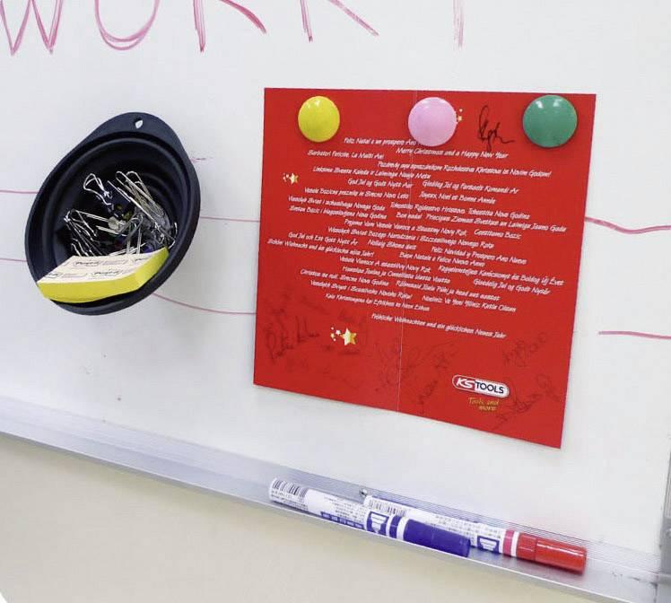 Magnetická miska Basetech 127 mm