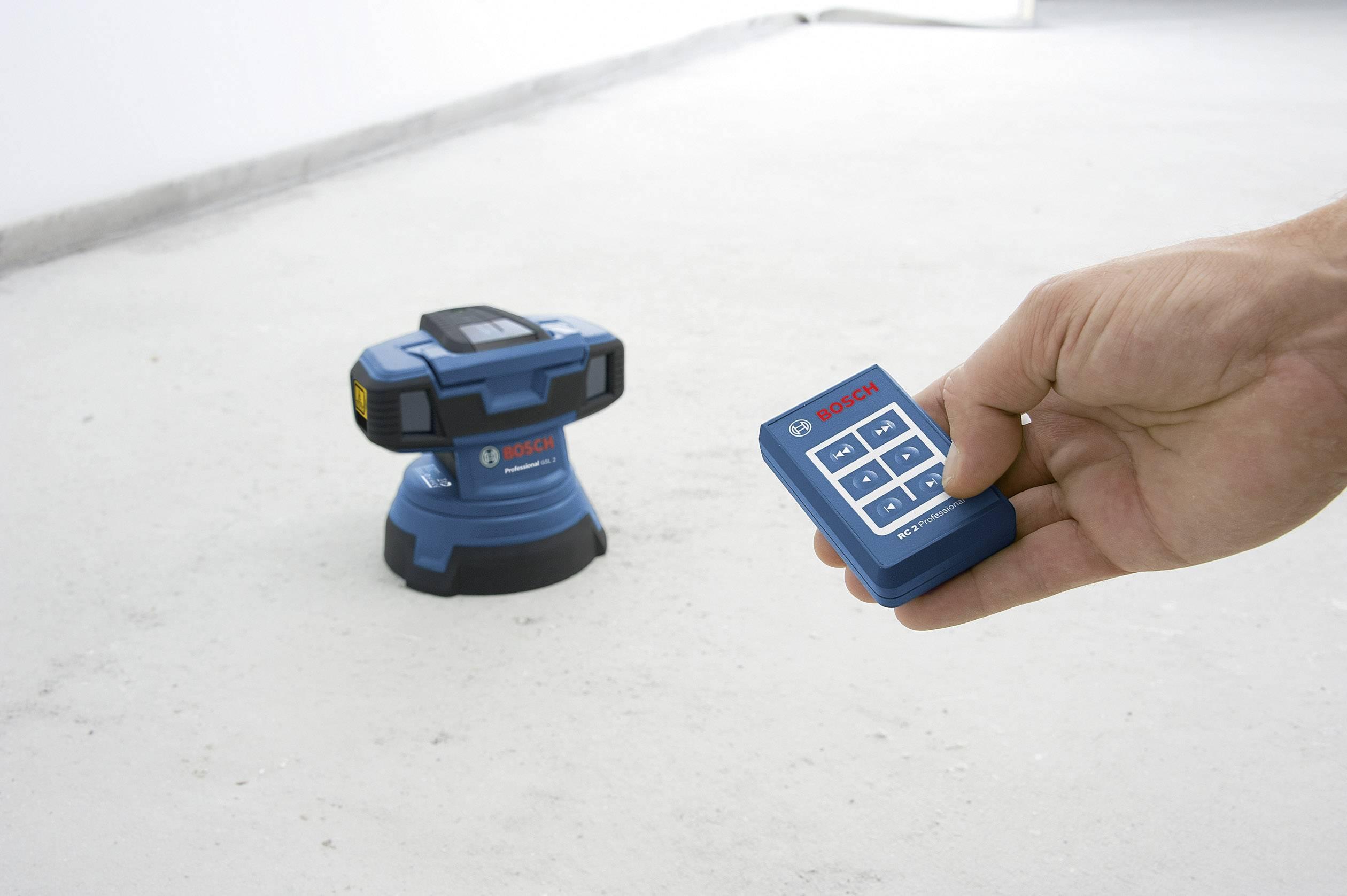 Dálkové ovládání RC 2 Professional Bosch Professional 0601069C00