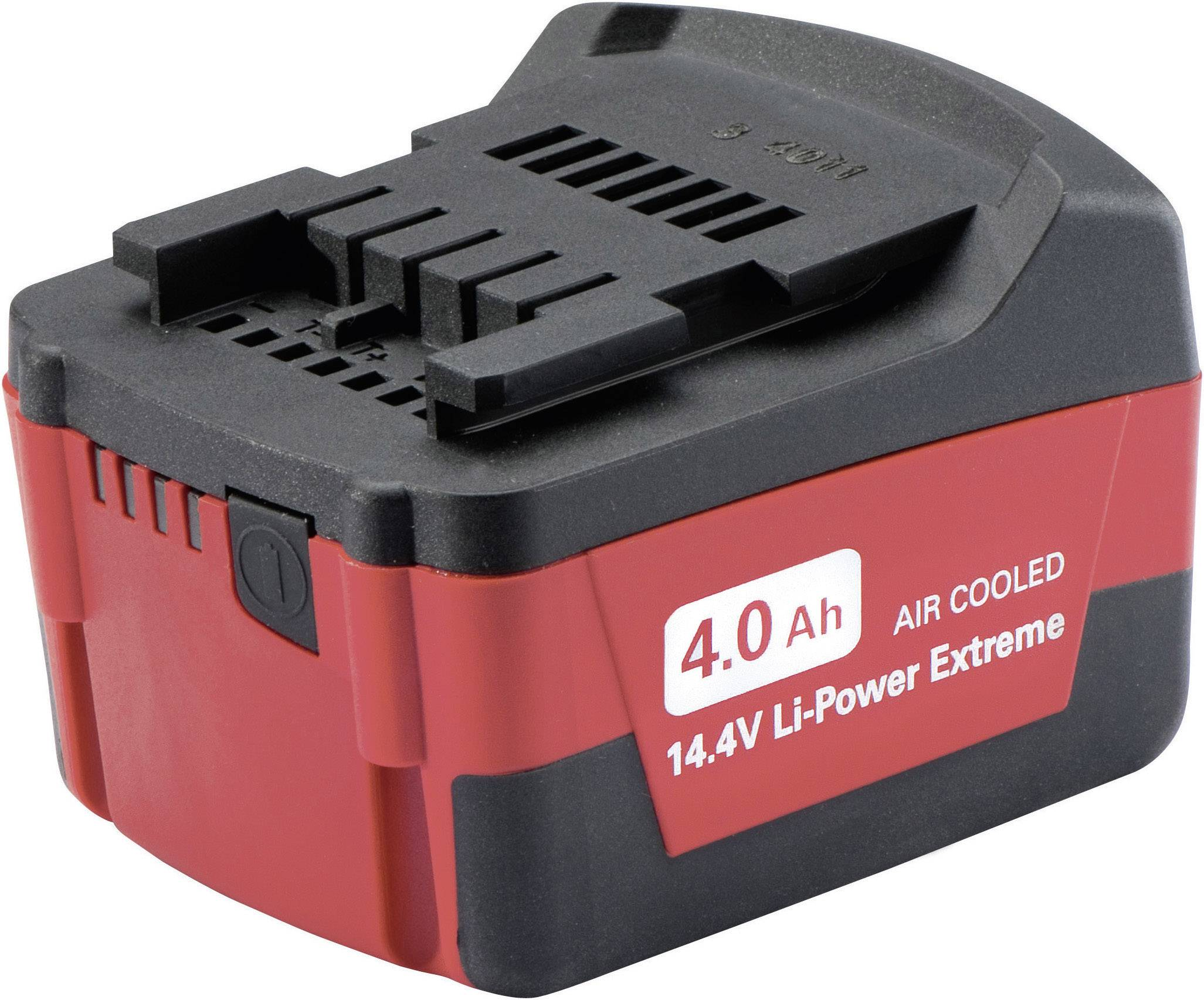 Akumulátor Metabo Li-Power Extreme, 14.4 V, 4 Ah, 625526000